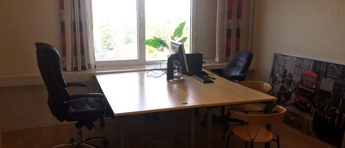 Lediga platser på New Seeds kontor